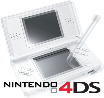Nintendo 4DS Announced | Down Home Country Coding With ...